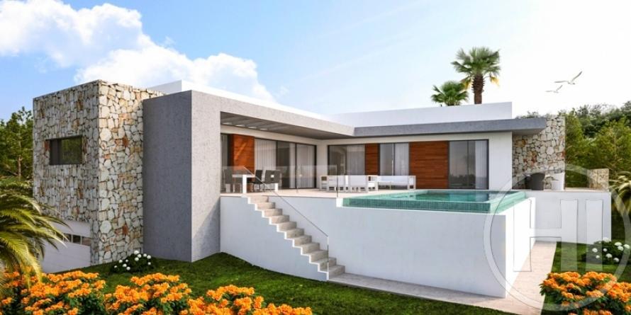 Design villa in Javea