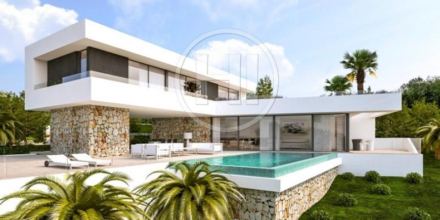 Design villa in Javea 4