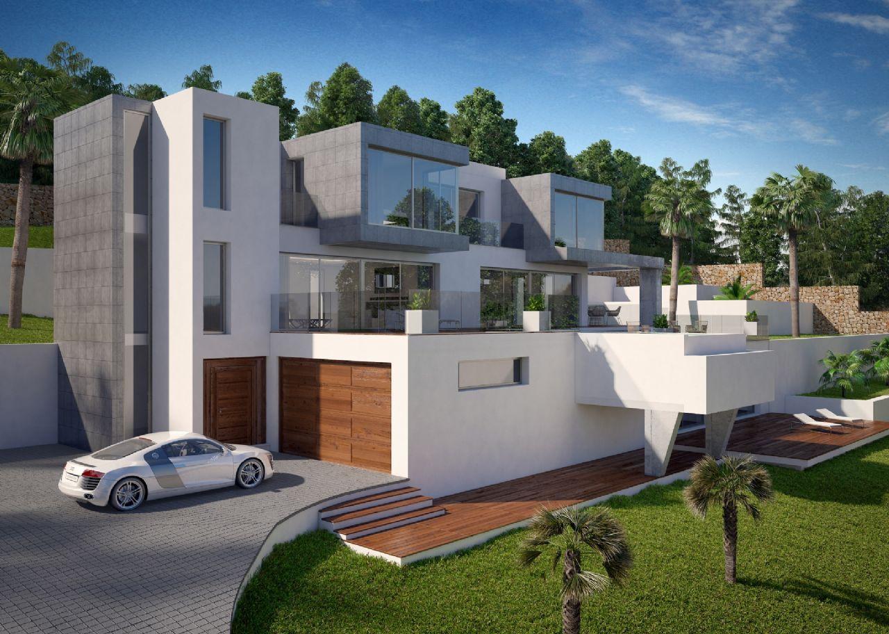 Villa de luxe moderne a vendre id es novatrices de la for Villa de luxe moderne