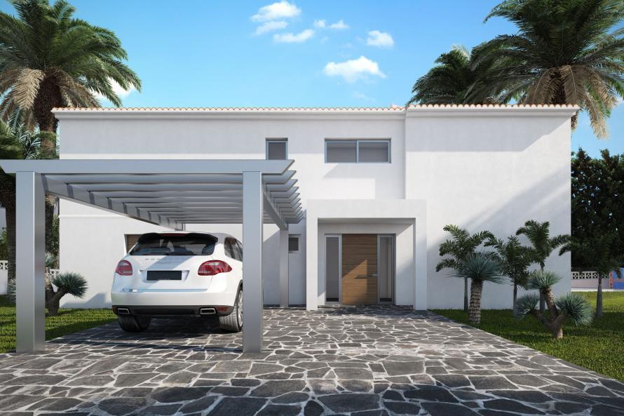 Design villa in Calpe