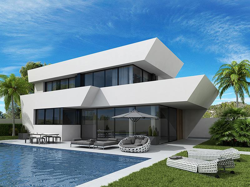 Design villa in Guardamar