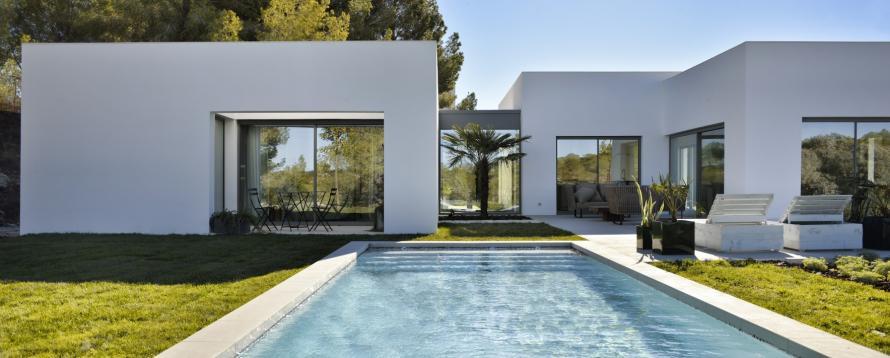 Design villa in Orihuela Costa