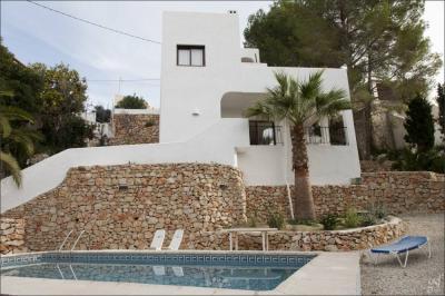 Ibiza stijl huis