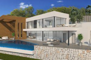 Villa Moraira 5112