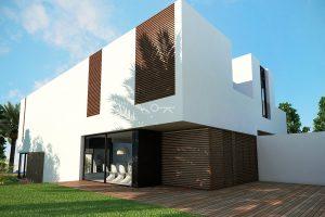 Semi-detached house Moraira 5293