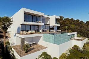 Villa Moraira 5197