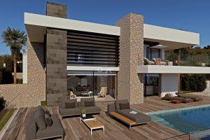 Villa Moraira 5195