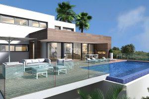 Villa Moraira 5193