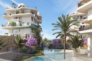 Apartment Villajoyosa 5337