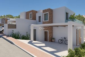Semi-detached house Moraira 5322