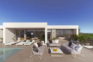 Villa Moraira 5205
