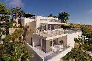 Villa Moraira 5057