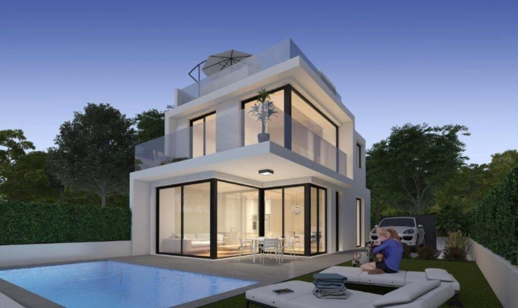 Villa Orihuela Costa 5279