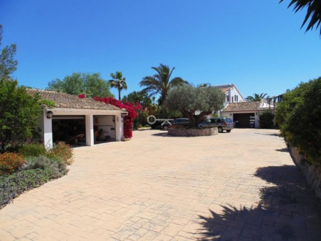 Villa Benissa 5067
